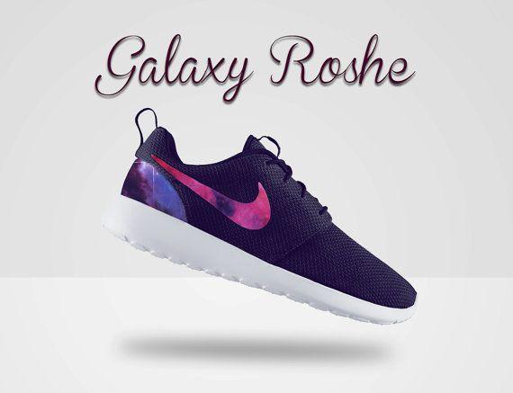 Nike Roshe Run Women Galaxy