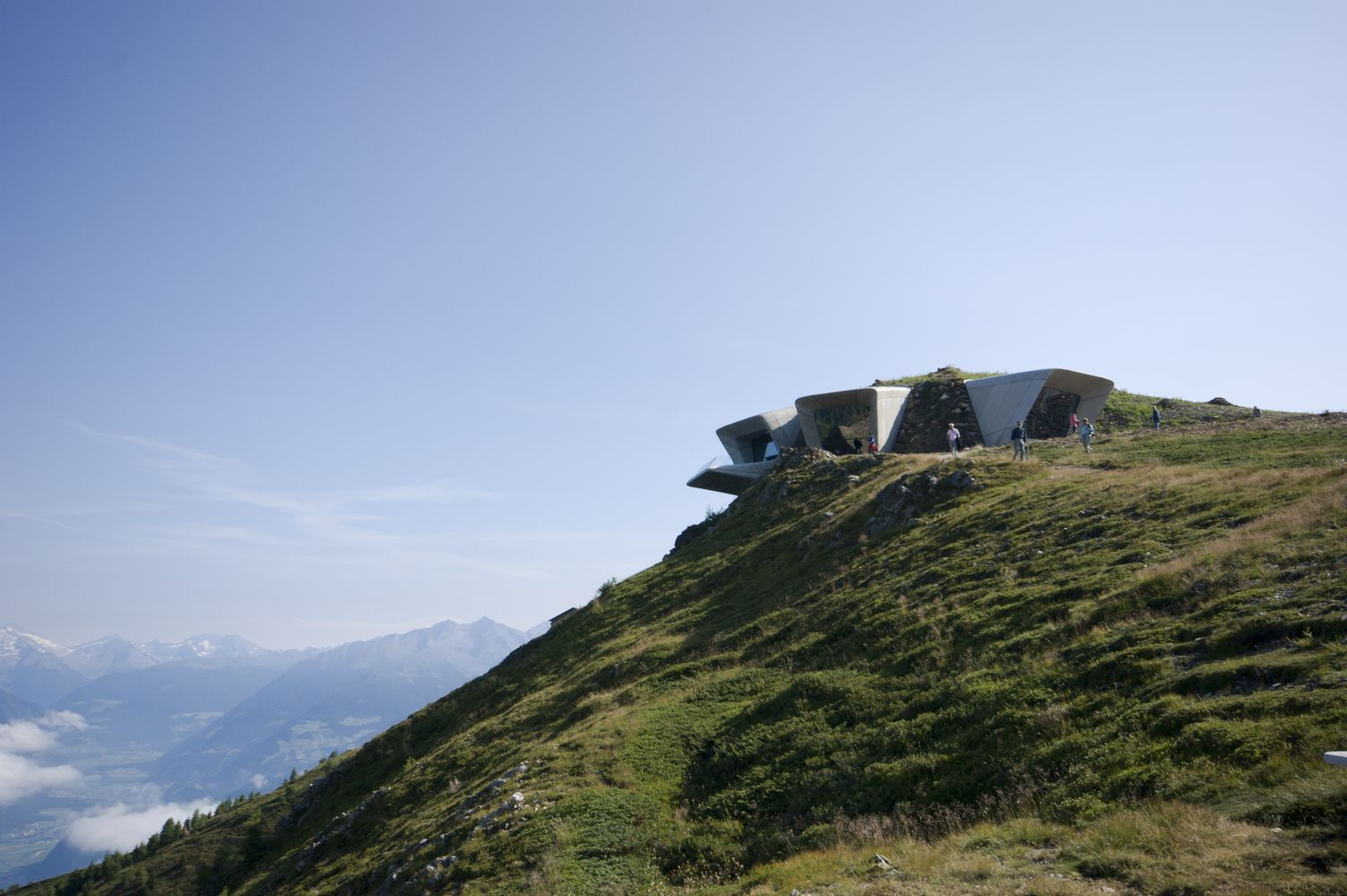 Galería - Messner Mountain Museum Corones / Zaha Hadid Architects - 6
