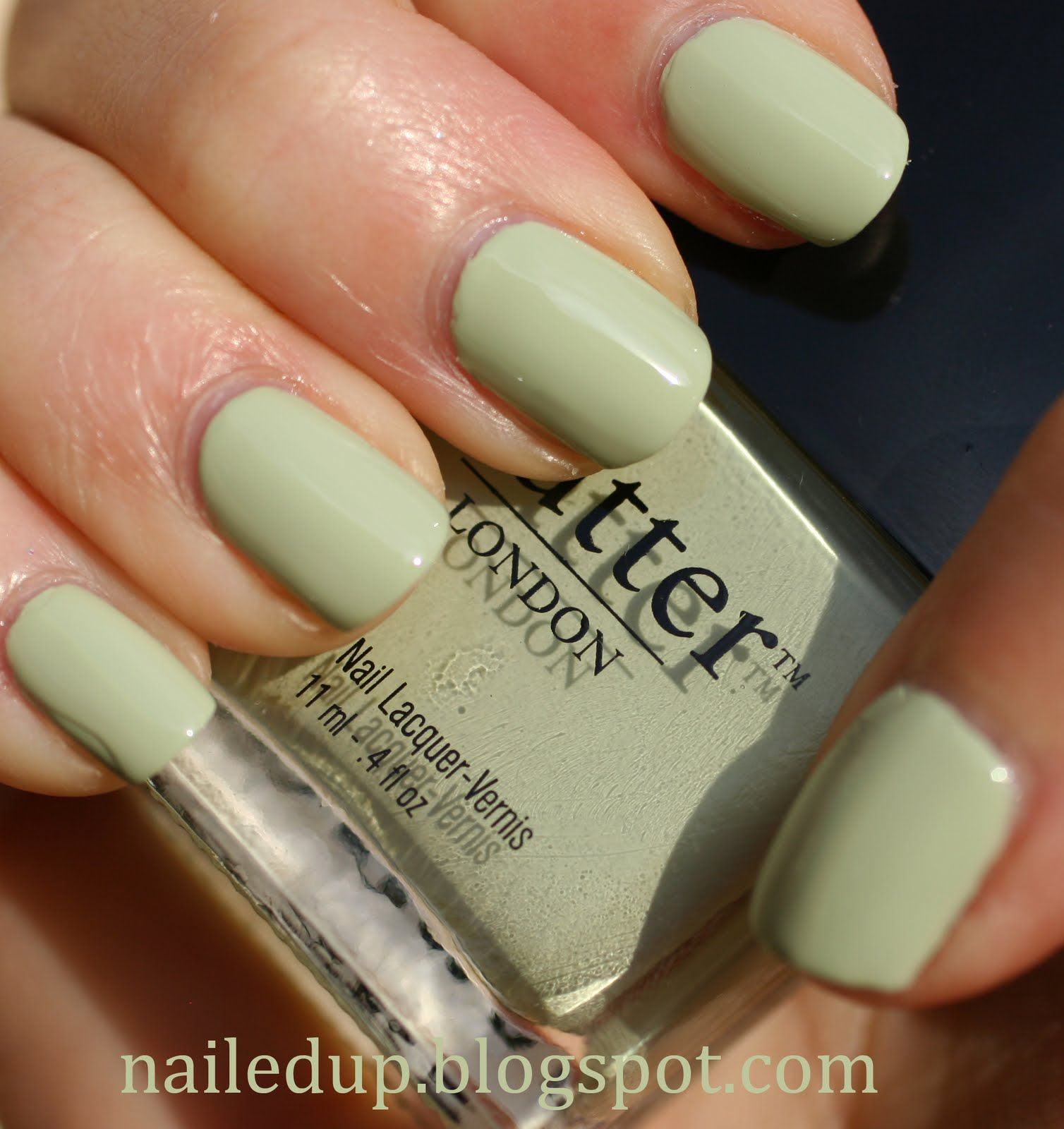 Butter London - Bossy Boots   My Nail Polish Collection   Pinterest ...