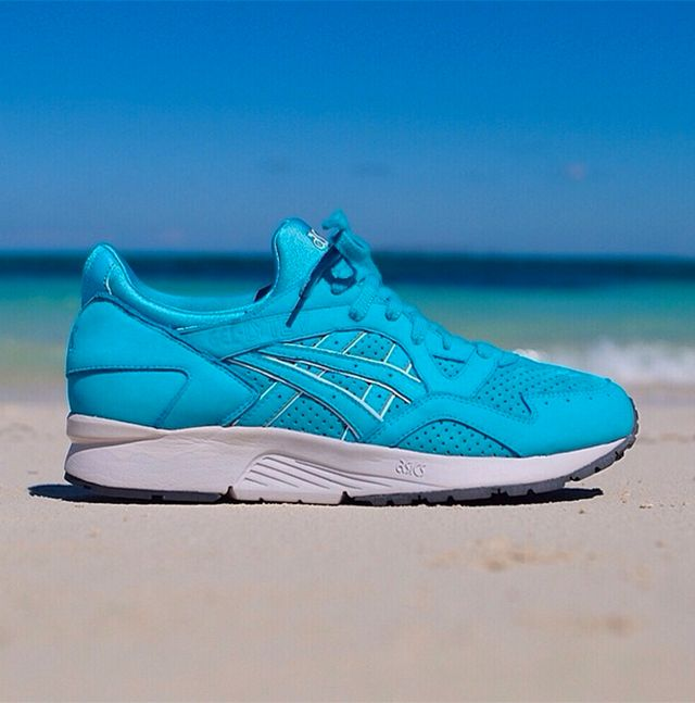 Ronnie Fieg X Asics Gel Lyte V Cove Sneakers Asics Workout