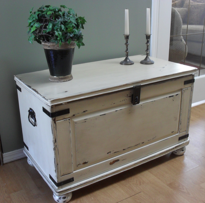Refurbished Trunk Ideas Toy Boxes