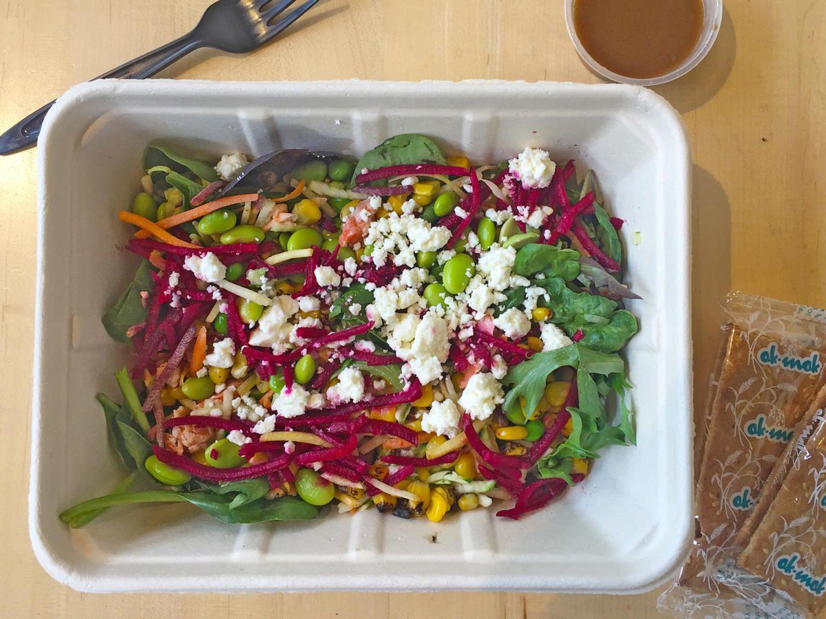 10 salad bar healthy hacks at whole foods that wont break