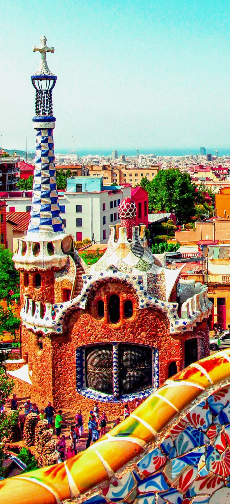 Vibrant and bold: Barcelona, Spain
