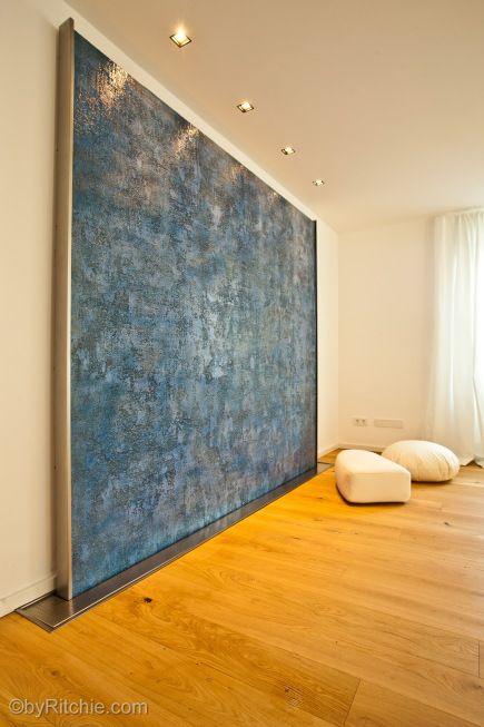 Wasserwand Wohnzimmer wasserwand haus b in regensburg stadtamhof space in space