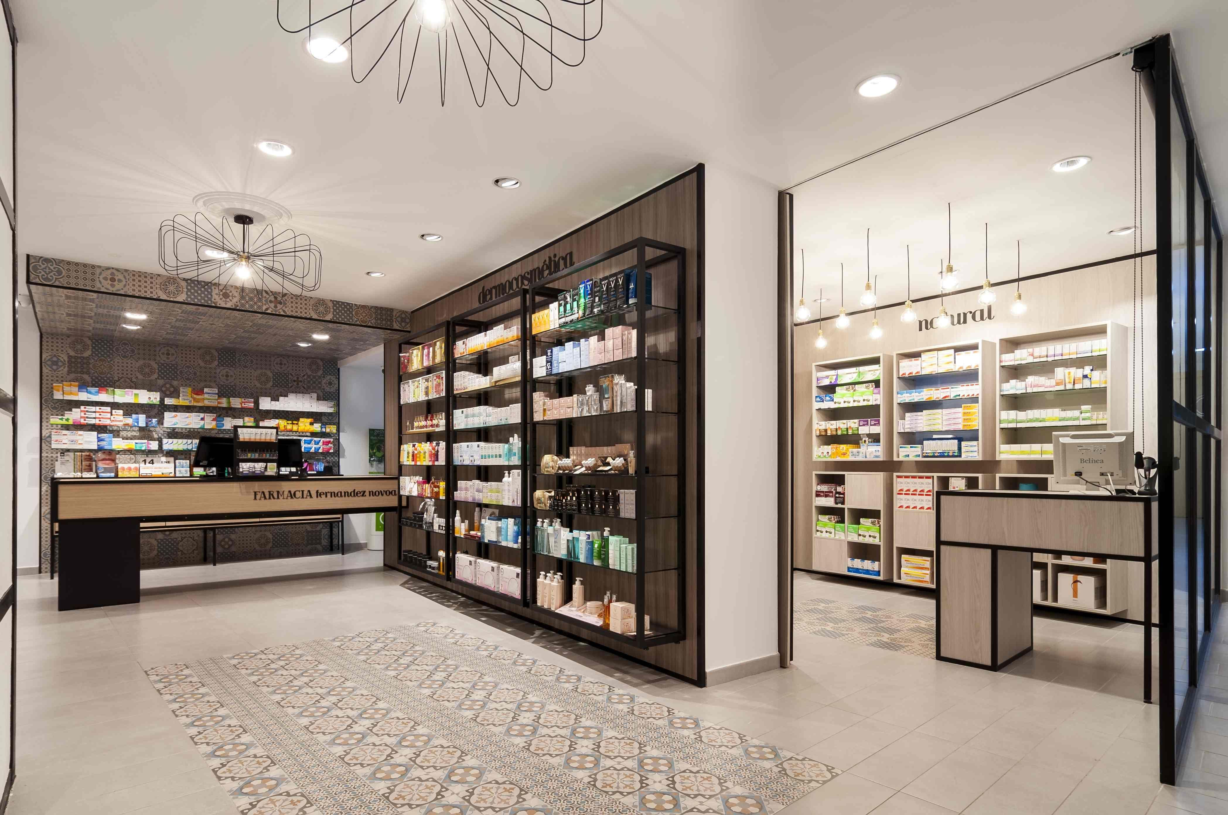 Www Concep Es Dise O De Farmacias Pharmacy Design Drug Store