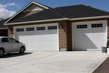 Wayne Dalton 9100 Sonoma Garage Doors Garage Doors House Exterior Building A House