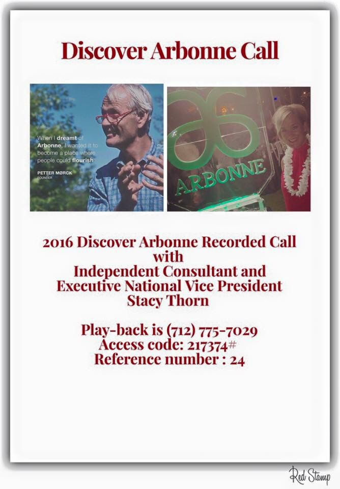 Here's the recorded call from last Thursday I forgot to post in case you missed it!!  www.juliezacek.arbonne.com  #Arbonne #dream #flourish #people #family #culture #Business #entrepreneur #life #lifestyle #Men #women #ownership #freedom #independence #health #wellness #Serving #giving #Swiss #Europeanstandards #36years