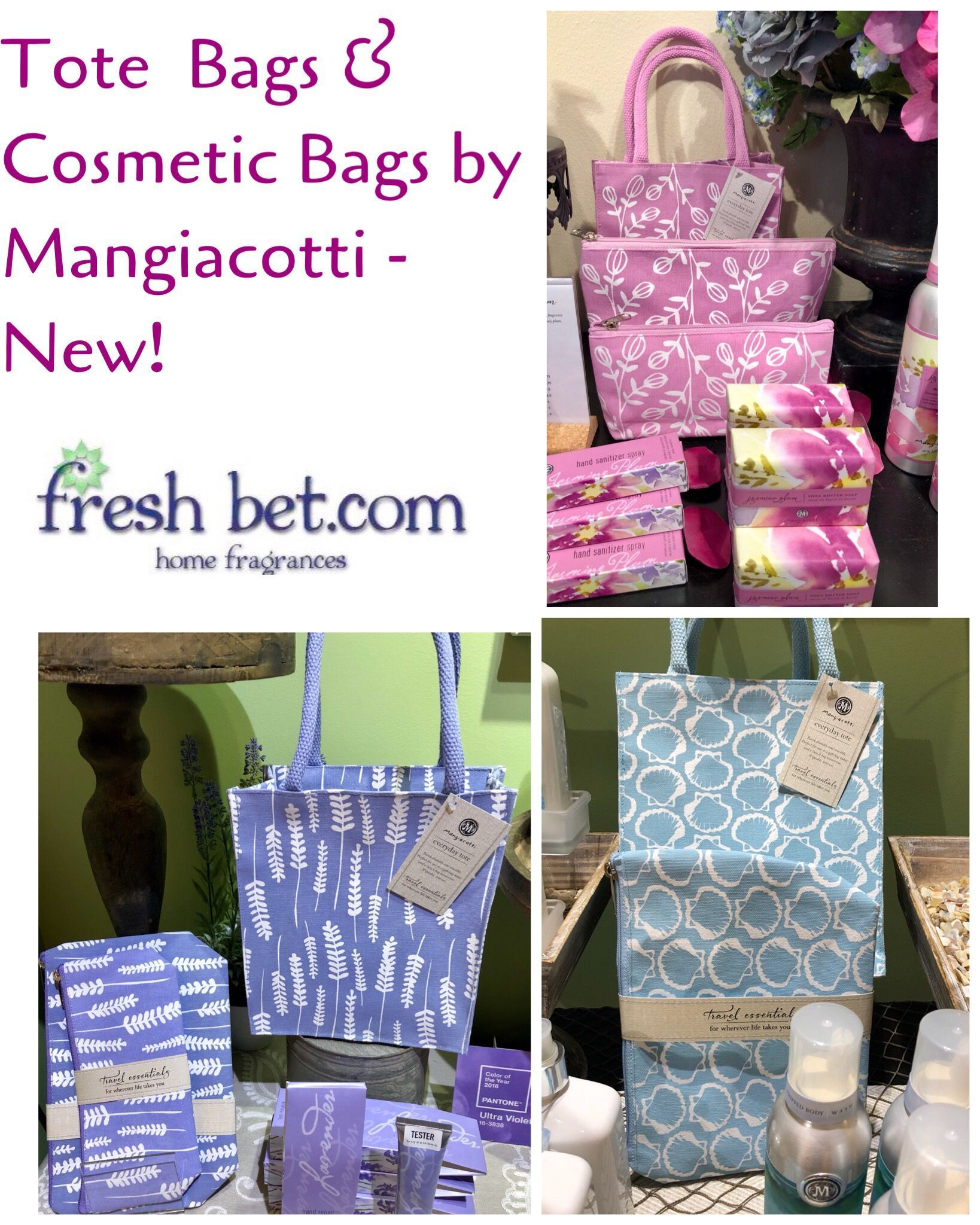 Pretty And Practical Super Cute New Totes Cosmetics Bag By