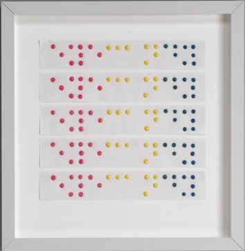 Braille Art | Crafts For Blind or Visually Impaired