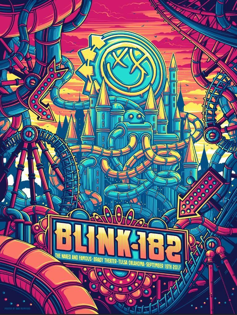 Blink 182 Poster Blink 182 Poster Blink 182 Art Blink 182 Wallpaper