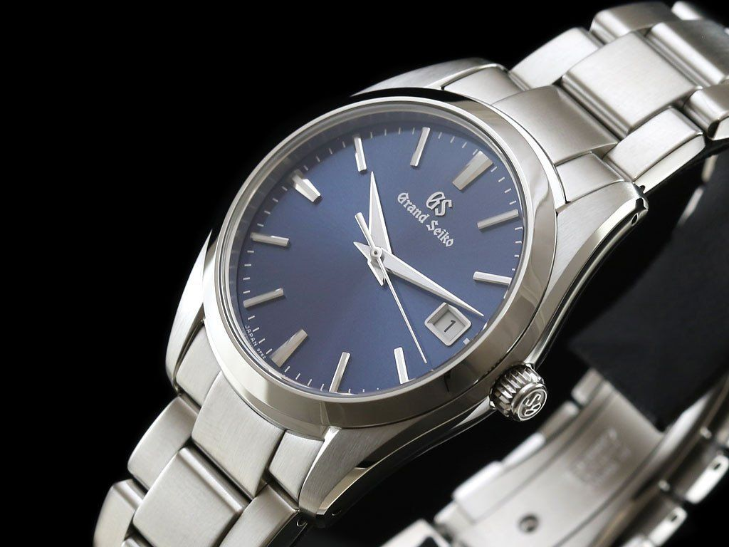 purchase cheap 60339 310a8 Grand Seiko Quartz SBGX265 | Zegarki w 2019