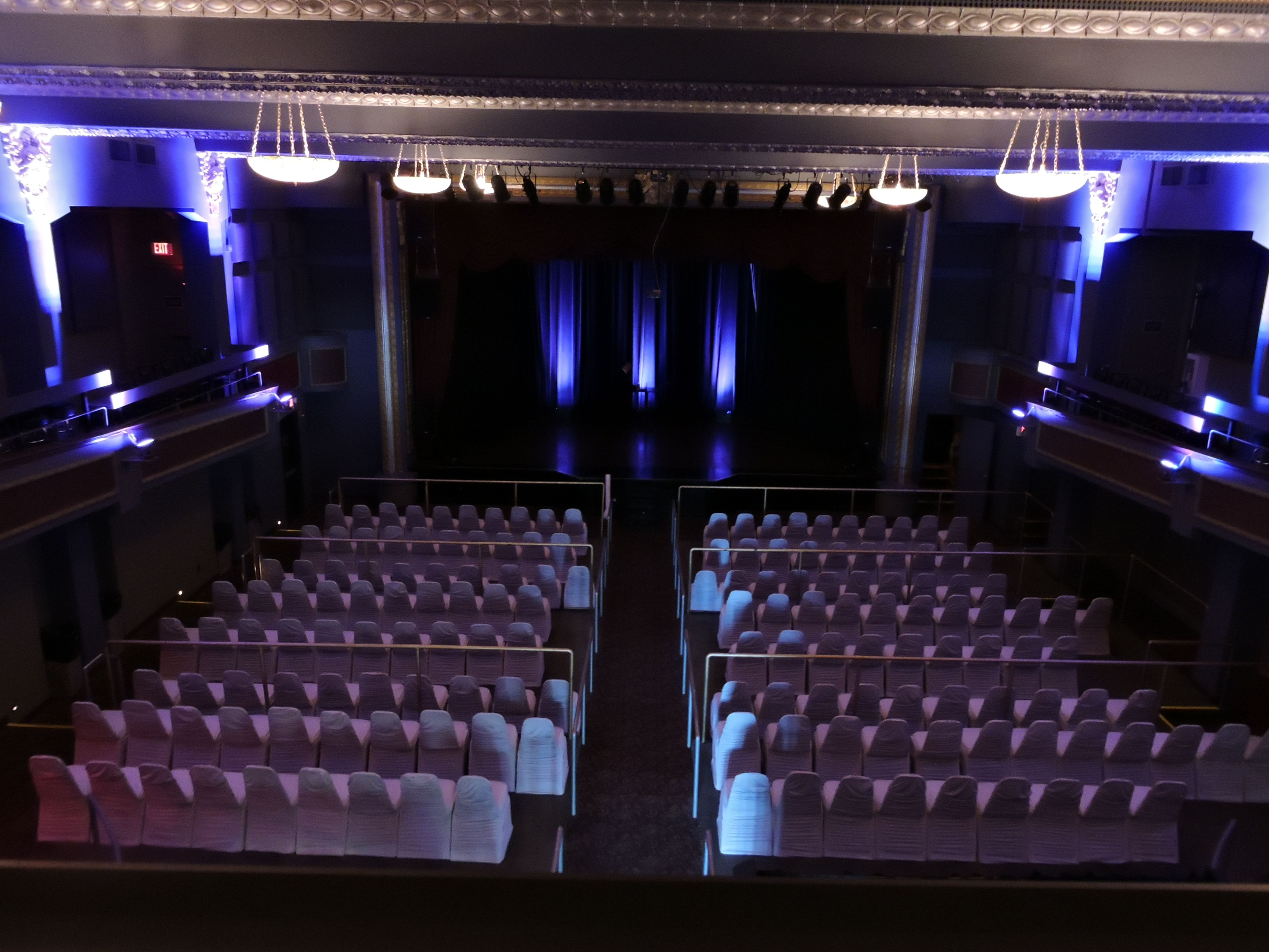 The Castle Theatre Is The Perfect Location For An Indoor