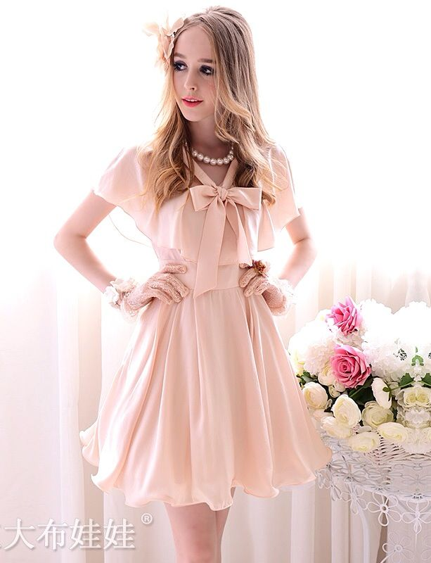Pretty girly flowy dress | special occasions dresses (wedding guest ...