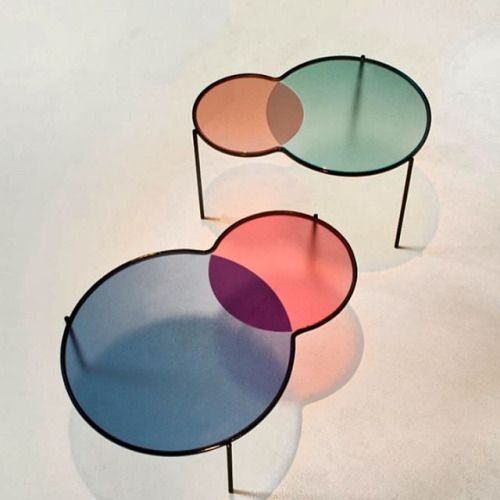 Out Of Stock Furniture: Hues Coffee Table Designed By Out Of Stock. In 2019