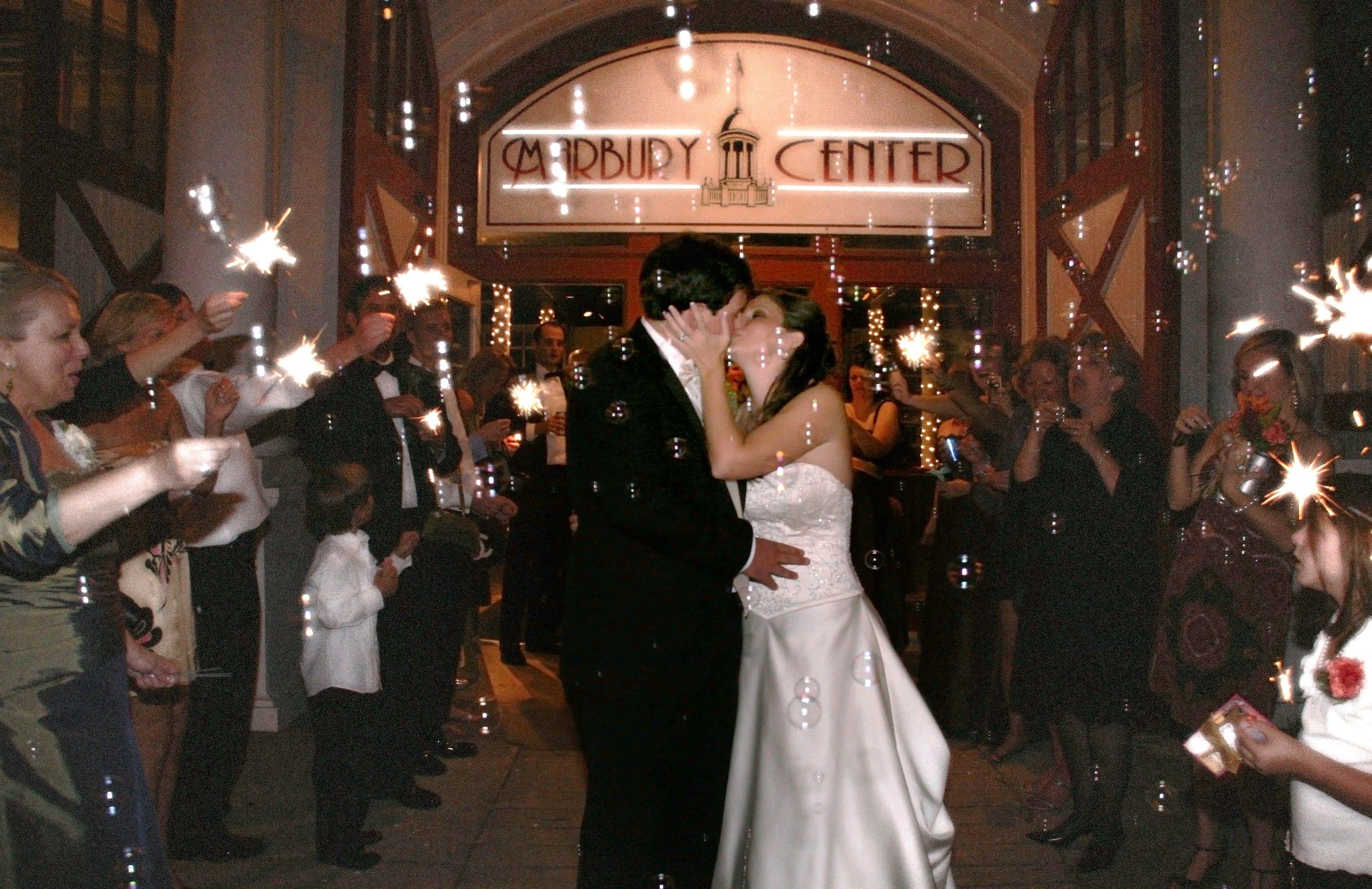 Wedding Reception At The Marbury Center In Augusta GA