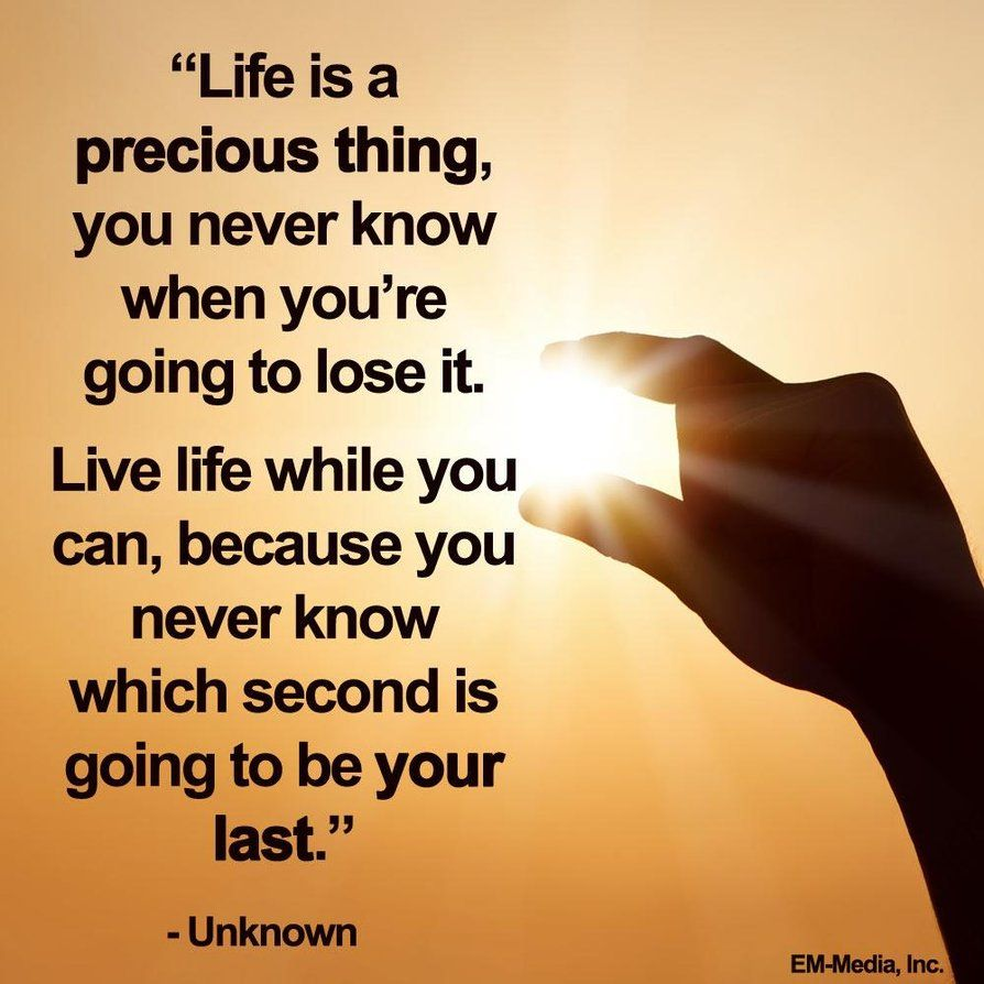 Life Is Precious Quotes Quotes About Life Being Precious  Quotes  Pinterest  Quote .
