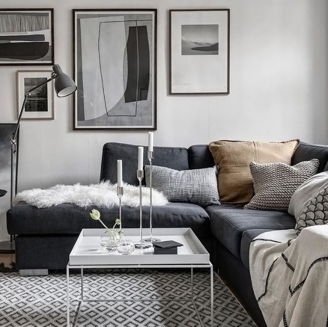8 Clever Small Living Room Ideas With Scandi Style: 28 Gorgeous Modern Scandinavian Interior Design Ideas