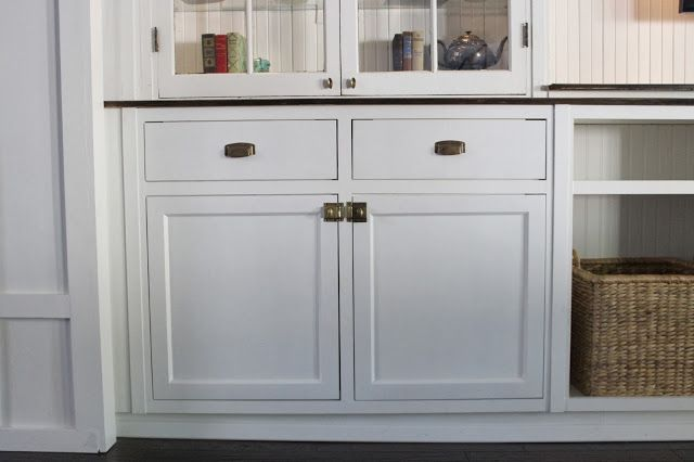 DIY BuiltIns Series How to Install Inset Cabinet Doors