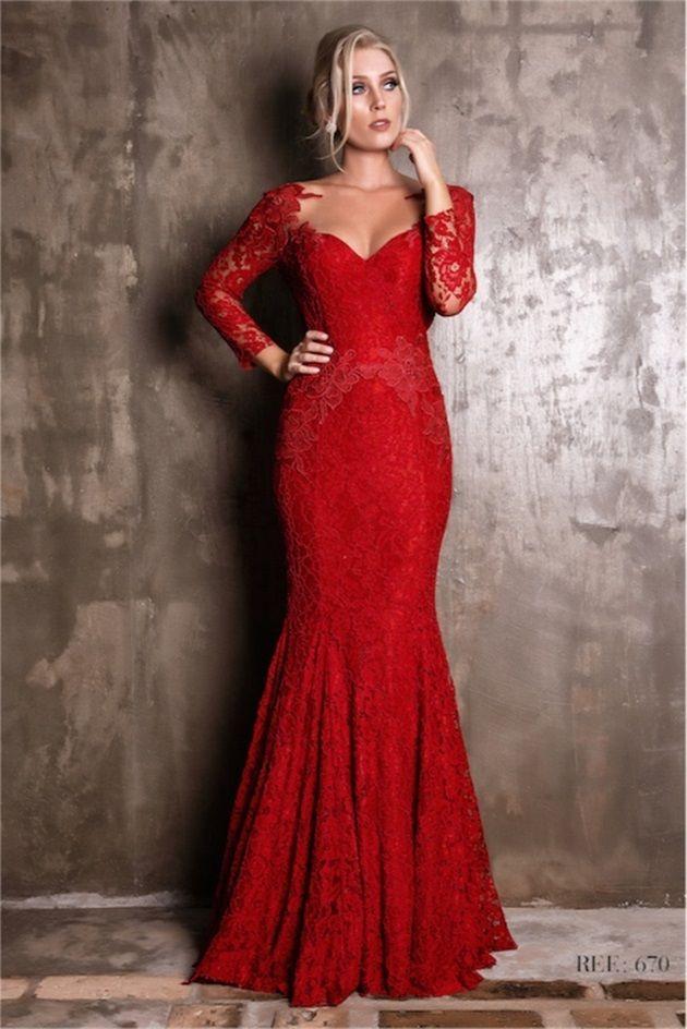 Vestidos de festas online! | vestidos de festa | Pinterest | Rot ...