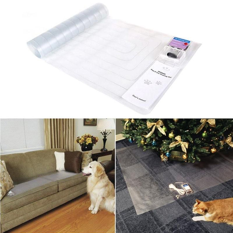 dog pads garden repellents cat training puppy electronic mat housebreaking pad scat safe shock mats for indoor pet pets