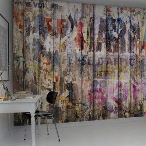 papier peint chambre ado murs papiers peints et. Black Bedroom Furniture Sets. Home Design Ideas