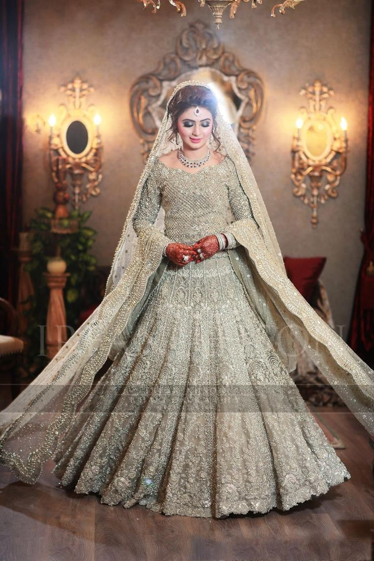 Walima In Lahore Pakistan Bridal Anarkali