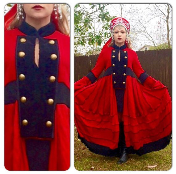 Military Style Upcycled Sweater Coat by by SnugglePants on Etsy