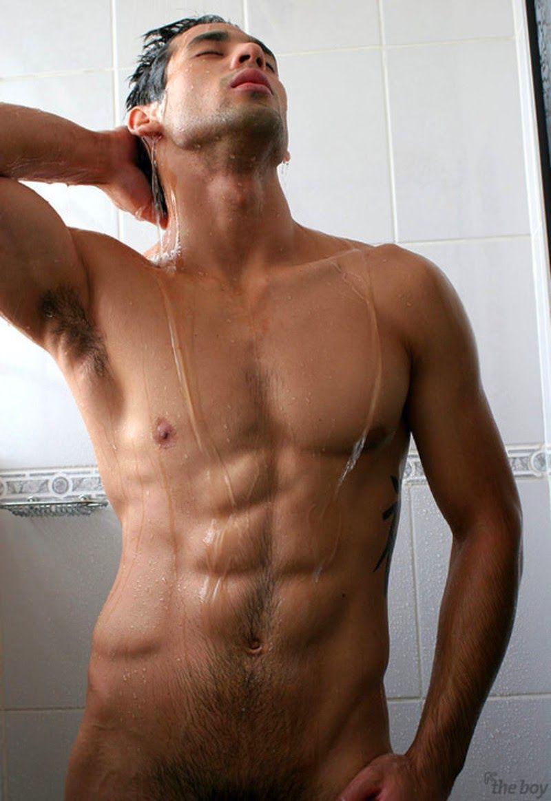 naked hot domincan men
