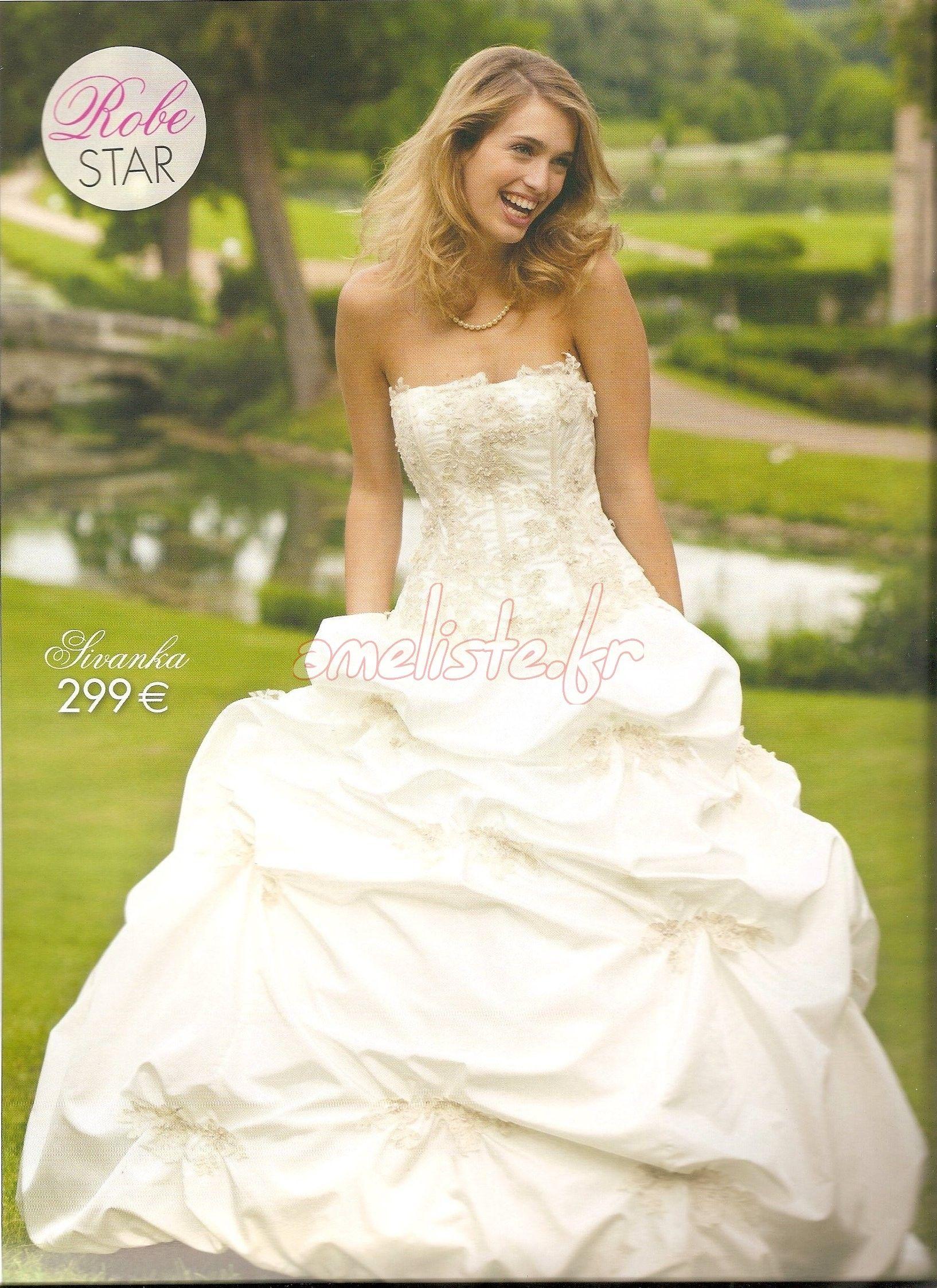 robe marie tatie mariage de nous pinterest - Tati Mariage Marseille
