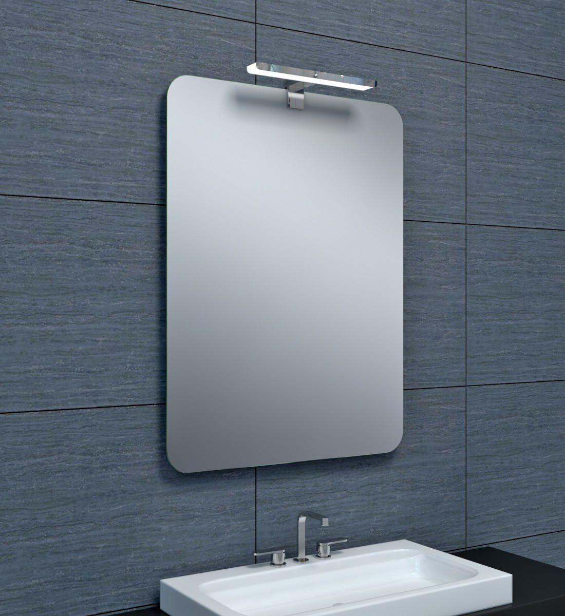 Perfect Miroir Salle De Bains 60 X 80
