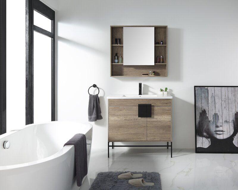 Lee 36 Single Bathroom Vanity Set