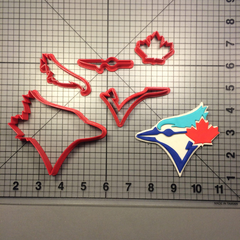 Toronto Blue Jays Cookie Cutter Set   Cookie cutter set ...