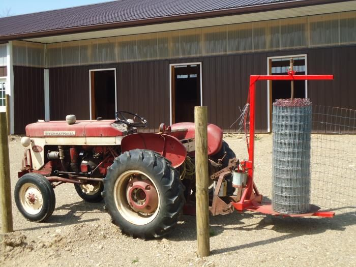 Home built 3-point tractor attachments? - Homesteading Today