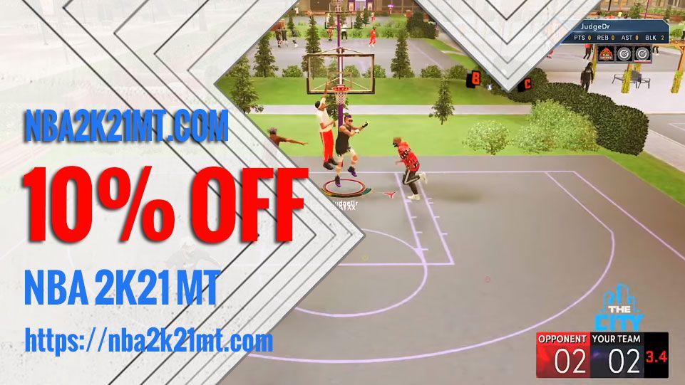 NBA 2K21 MT PC