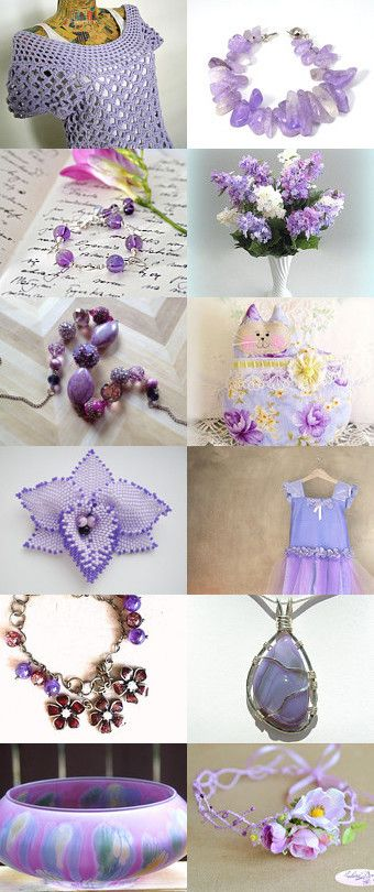 LILAC LOVES by Vickie Wade on Etsy--Pinned+with+TreasuryPin.com