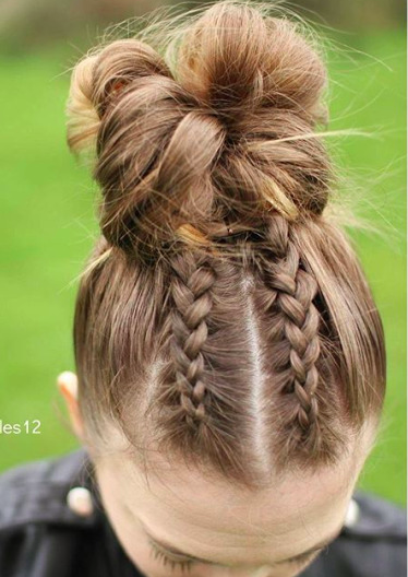 Pin By Jo On Hair Competition Hair Dance Competition Hair Softball Hairstyles