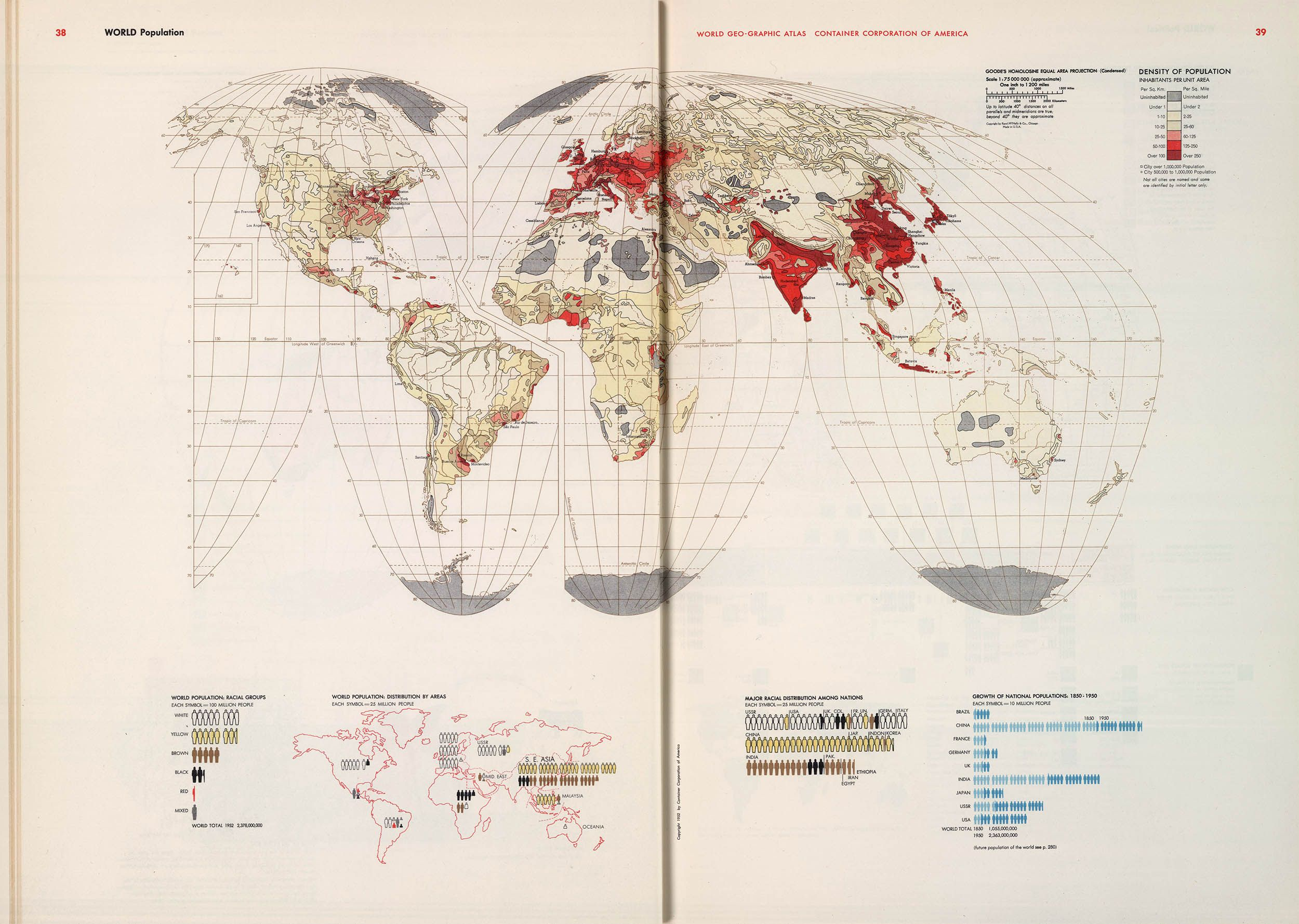 002 The World GeoGraphical Atlas Herbert Bayer and the CCA