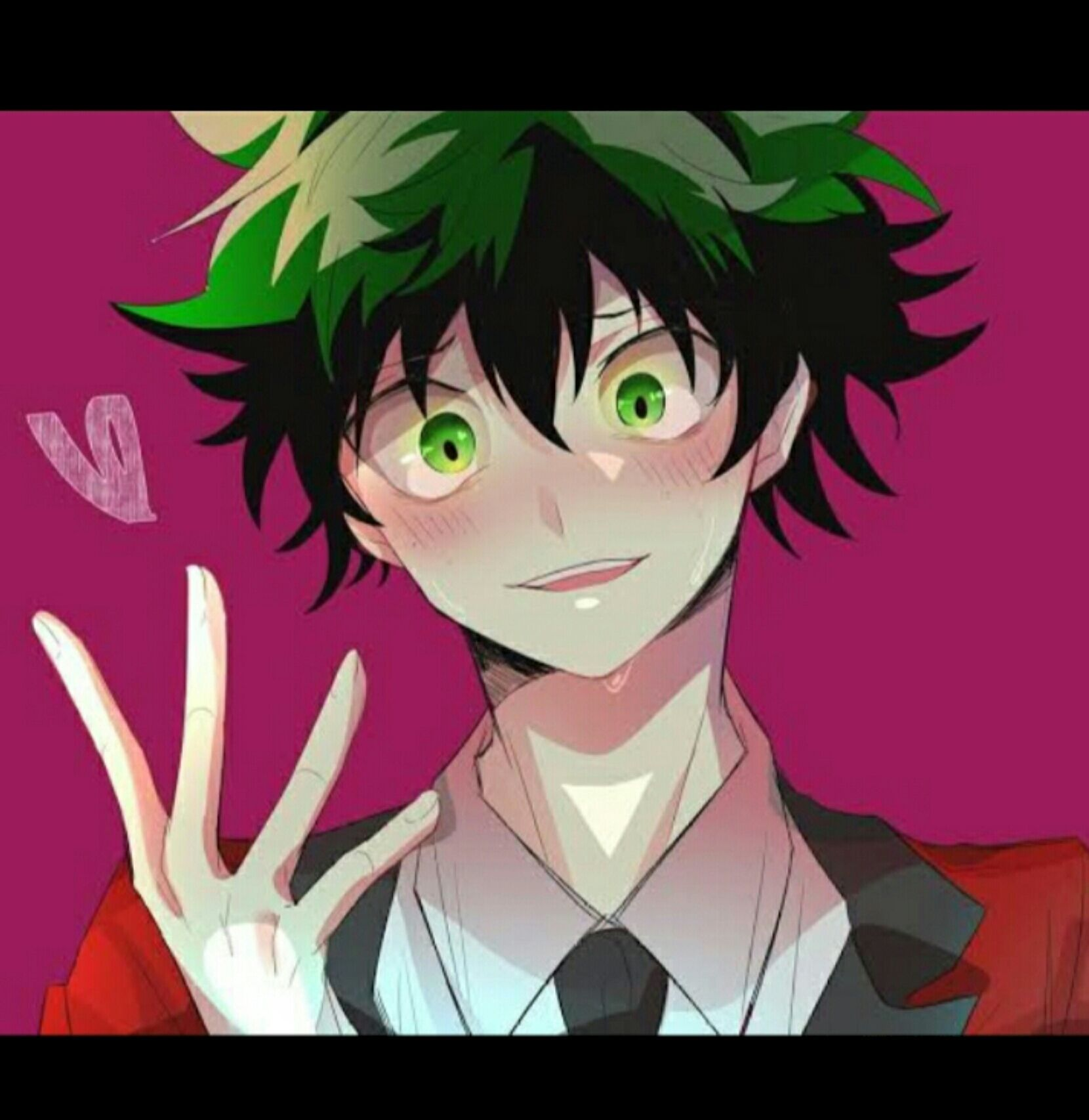 Sekarang Husbu Ku Menjadi Nyata Deku Bokugo Todoroki X Reader Gambar Anime Gambar Anak