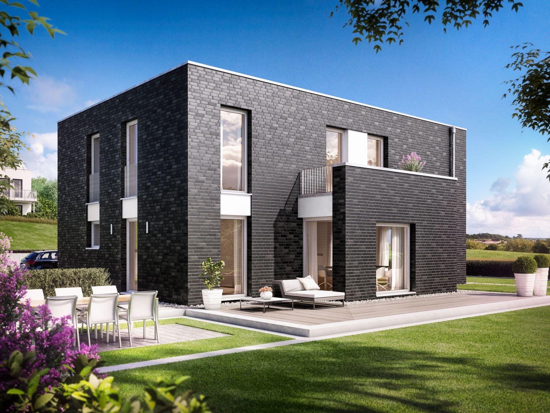 Bauhaus Villa Urban 3000 2 Effizienzhaus Von Deutsche Bauwelten  # Abris De Jardin Bauhaus