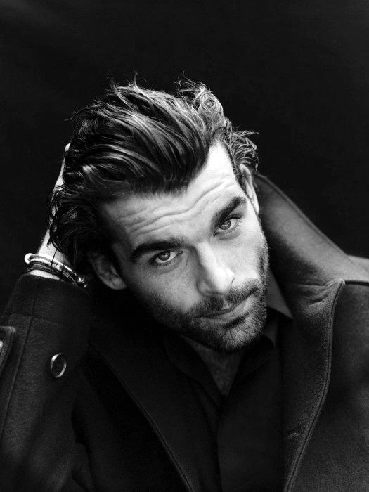 Long Hair Styles S Back Hairstyle For Men 2017