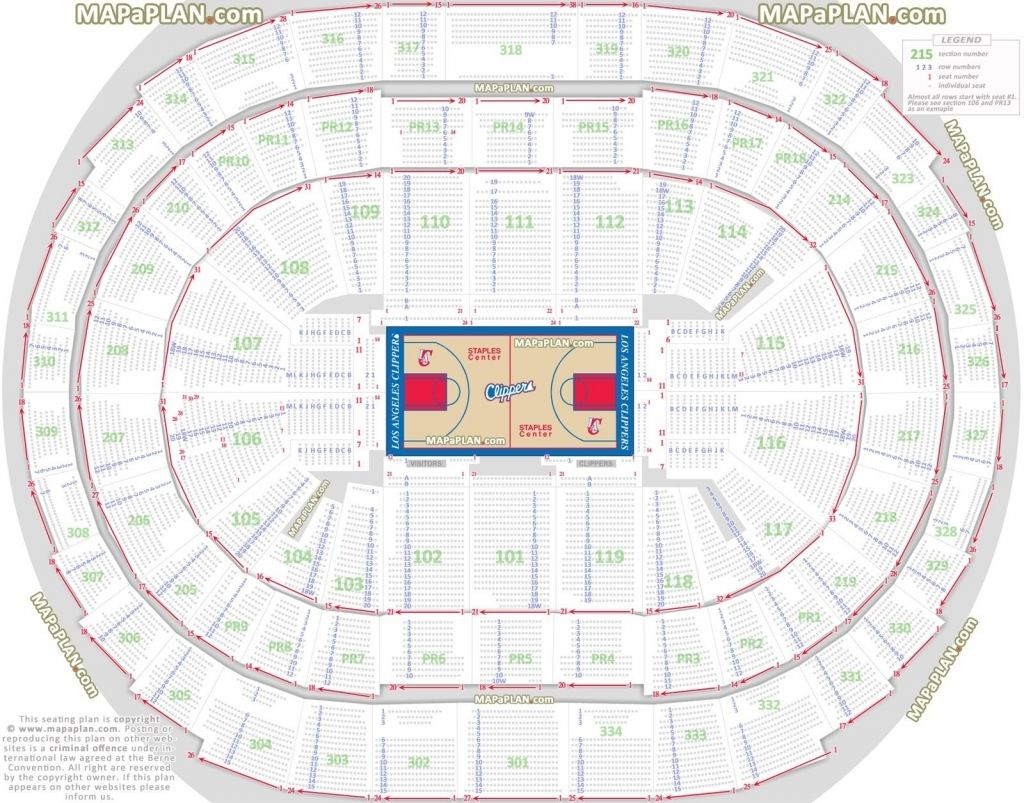 42 Organized Palace Seating Chart With Seat Numbers Throughout The Incredible And Attractive Ppg Paints Arena Seating Chart With Seat Seating Charts Staples Center The Incredibles