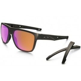 Oakley Crossrange XL PRIZM Trail sunglasses Carbon frame   Prizm Trail lens 00e6340c871a