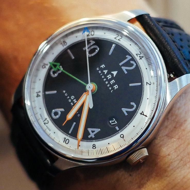 Oxley Black LE   Affordable automatic watches, Wear watch ...