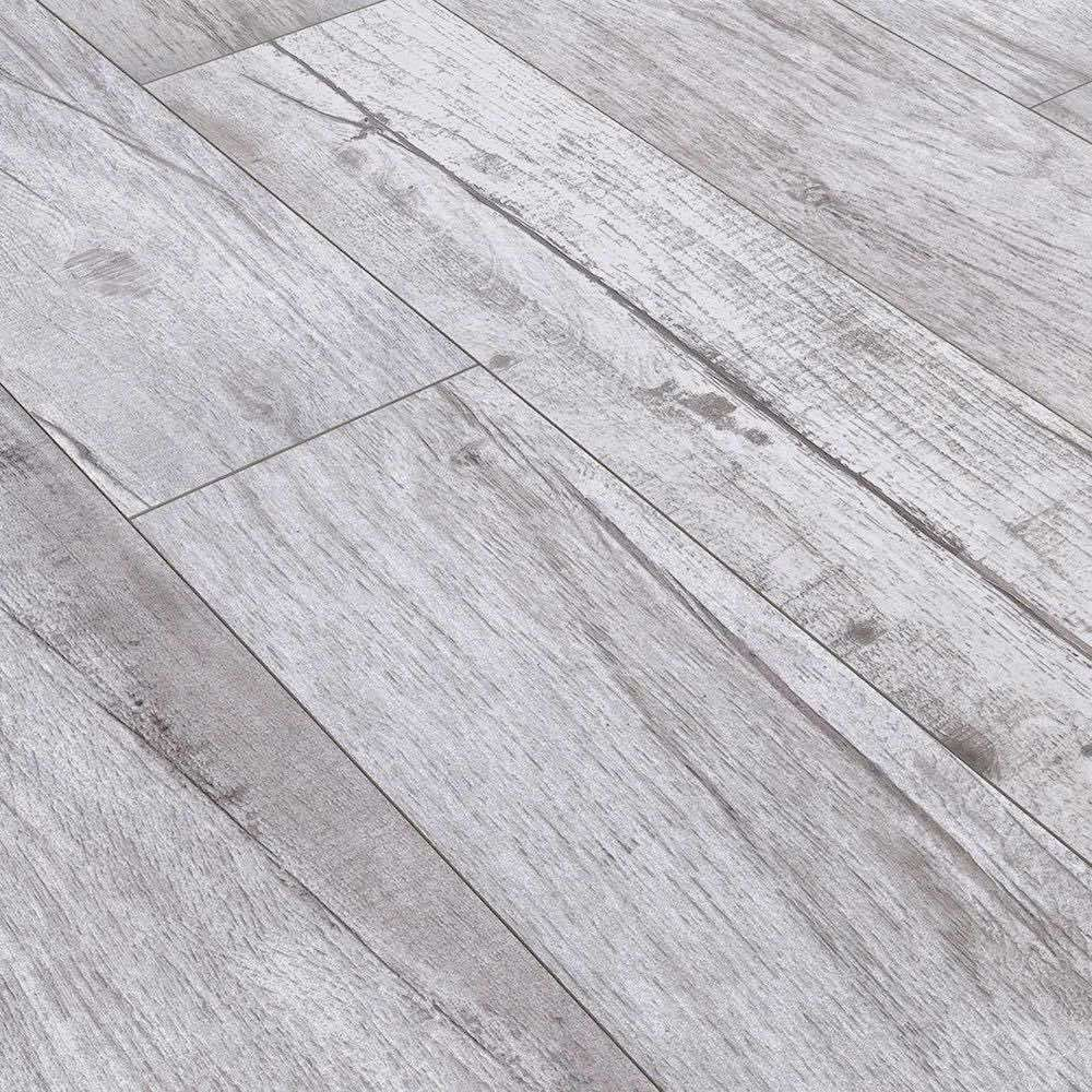 Rustic White Wood Porcelain Tile 8x48 Plank Non Skid For Patio And Outdoor Grey Wood Tile Wood Tile Floors Wood Tile