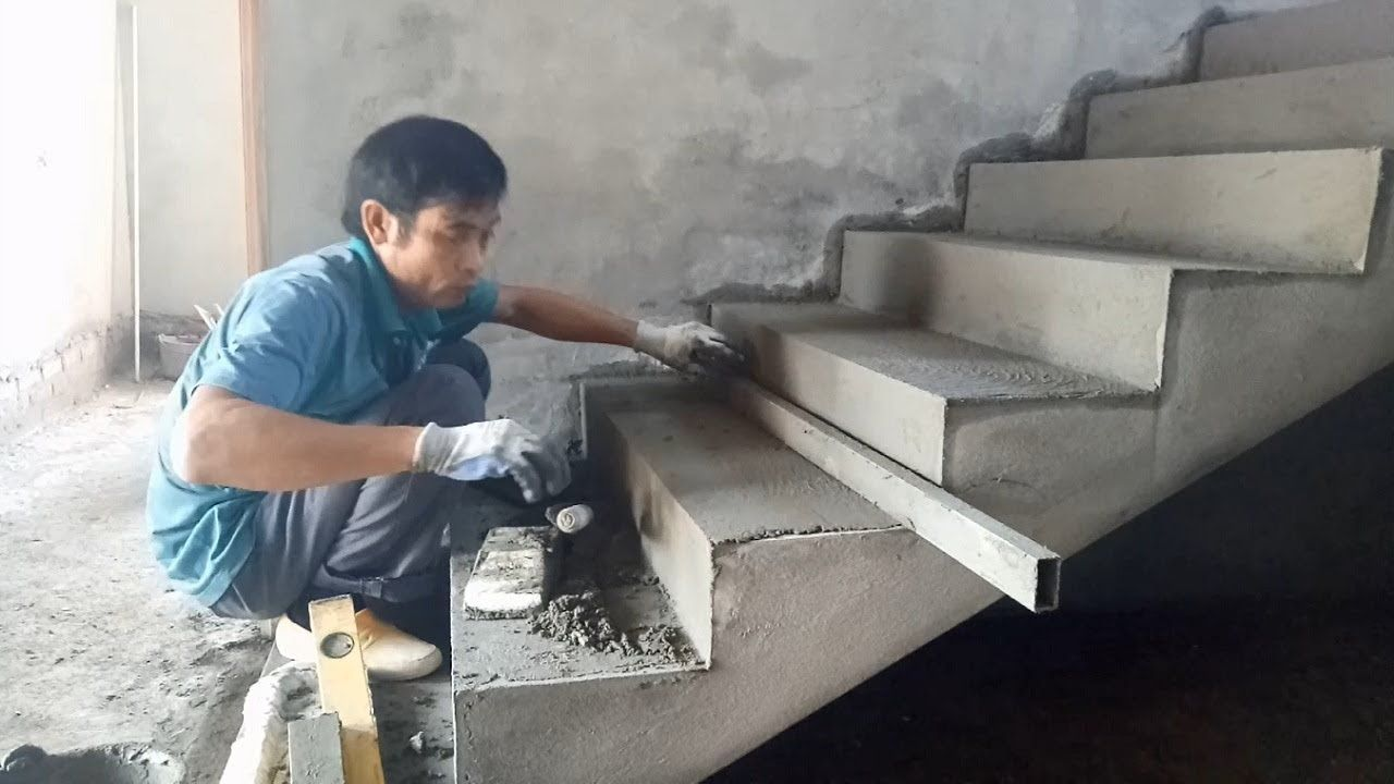 How To Sand Concrete Walls