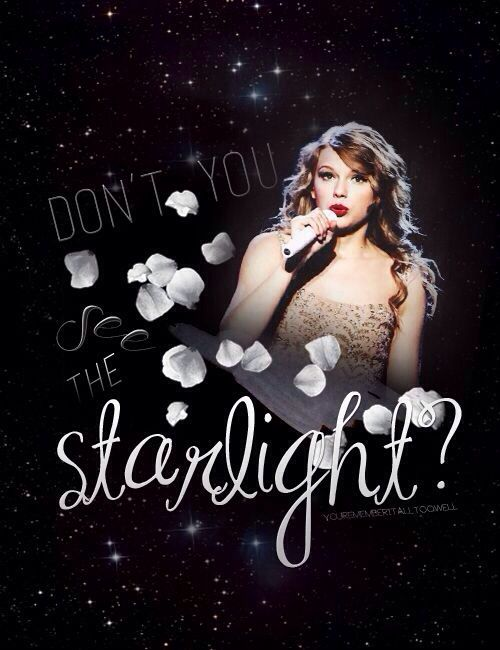Starlight Taylor Swift