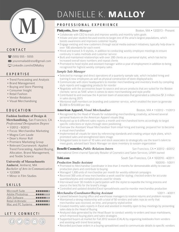 Resume Templates That Will Get You Noticed - Elevated Resumes