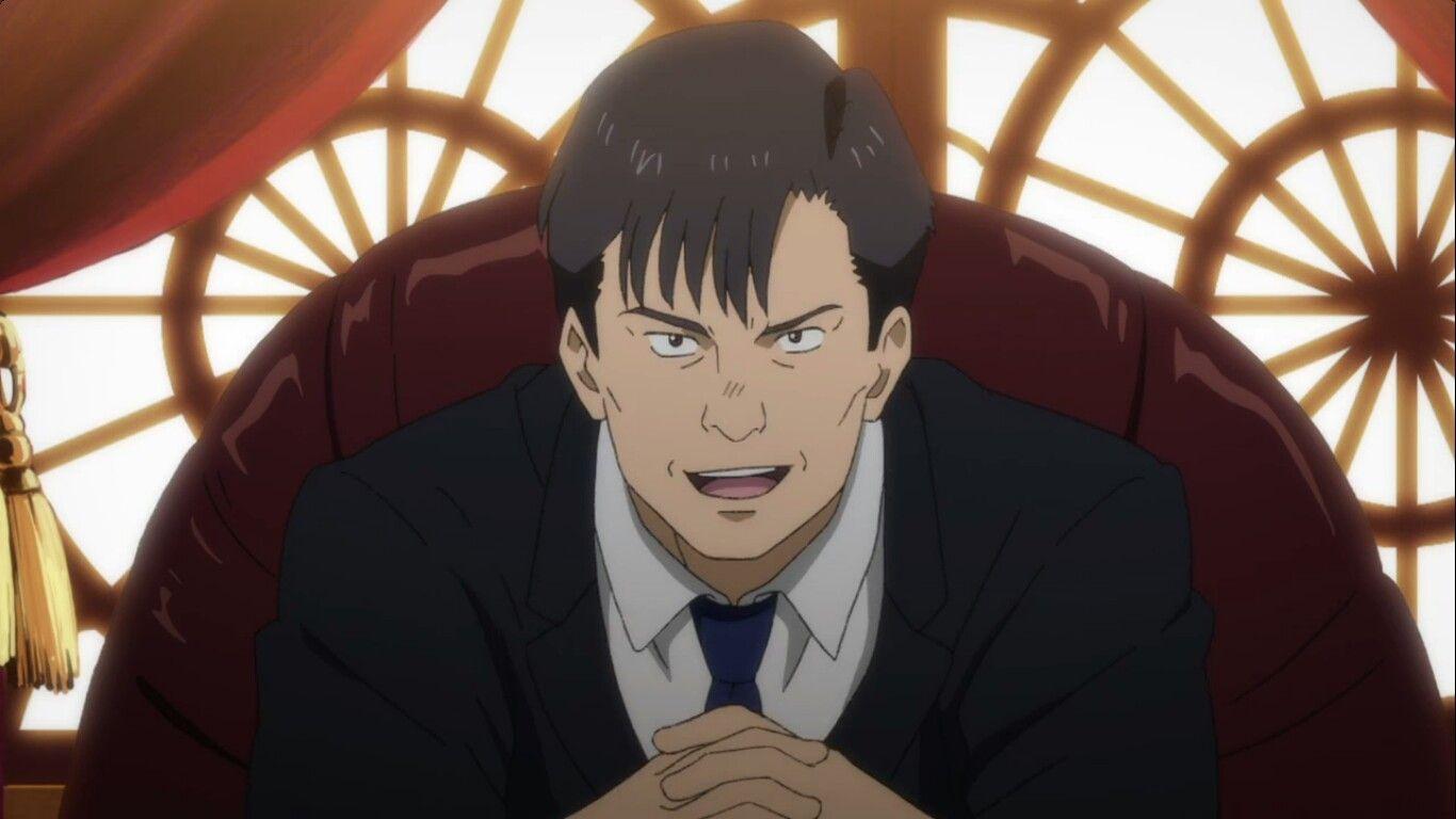 Banana Fish Lee Episode 5 Screenshot In 2020 Anime Episode 5 Screen Shot