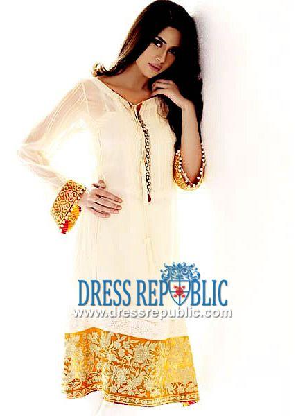 Khadija Shah Elan Party wear Collection 2014 in Australia Pakistani ...