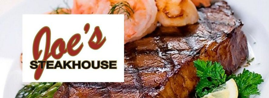 Joe's Steakhouse Woodstock Va, Awesome steaks! Casual